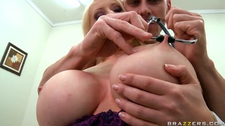 Busty pornstar Candy Manson gives her sweet_cunt for_drilling image