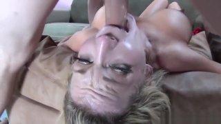 Nikki Sexx_Gets_Her Sexy Throat Fucked image