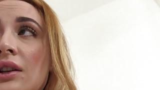 Fake agent promisses job to_amateur after sex image