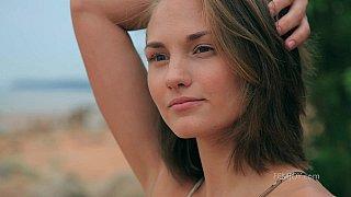 Image: Private beach