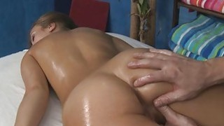 Wanking beautys cumhole turns her into a slut image