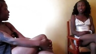 Hot_redhead_Ebony_and_her_sexy_black_girlfriend_play_with_a_dildo image
