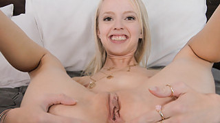 Sierra lets her man fuck her ass on camera for the image