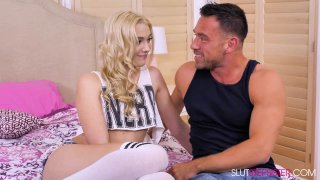 Slutty Kenna James_Fucks Her Step Brother image