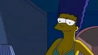 Simpsons Porn Sex Night image