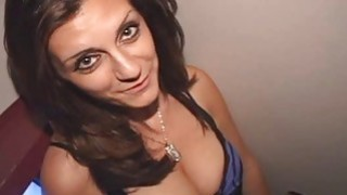 Arab Muslim Big Tit Princess Blowing Infidels In Glory Hole image