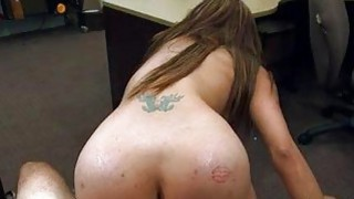 Big jugs slut pawns_her pussy and banged image