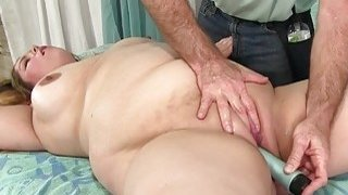 Sexy Fat Girl Baby Rose Gets Her Body Twat and_Ass Massaged image
