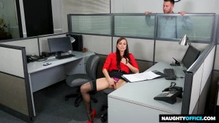 Aidra Fox Gets Fucked At The Office image