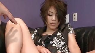 JAPAN HD Squirting Creampied Japanese Saki image