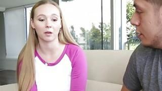 Quid Pro Creampie with Tiny Tiffany Kohl image