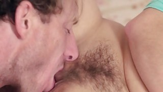 Step dad eating Alex Chances sweet pussy image