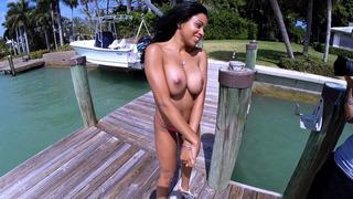 Anya Ivy has a sweet pair of big tits and a juicy plump ass image
