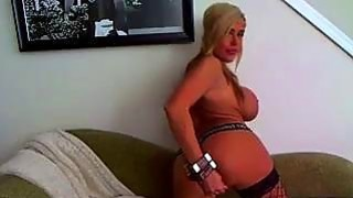 Image: Hot Blonde Babe Toys On Cam 1