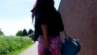 PORNXN Stunning Kiki Minaj_public_pissing image