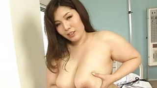 Pleasing tits asian bows over for studs fingering image