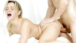 Super flexible babe Mia Malkova fucked image