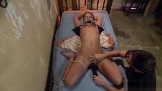 Hot Homemade Brunette, Bdsm, Blowjob Video_Show image