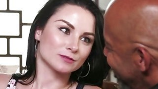 Veruca James and Shane Diesel have some interracial fun! image