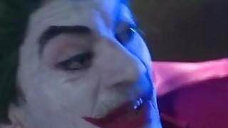 Joker fucks 2 crazy hotties in XXX_parody_of Batman image