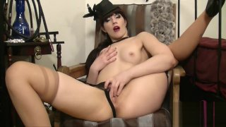Image: JOI - Brookelynne Briar Talks Dirty To You As She Plays With Her Pussy
