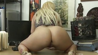 Fat and busty woman gets fucked hard image