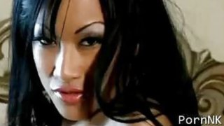 prick teaseing adult porn ‣ C.j. miles, a sexy_asian porn star strip tease image