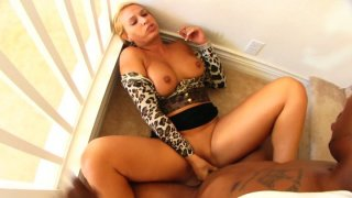 Dirty milf Melanie Monroe desires to get her pussy banged at once image
