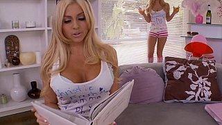 Barbie girls in a porno world image