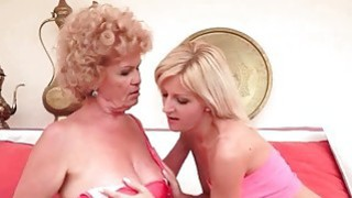 Image: Grannies and Teenies_Pussy Licking Compilation