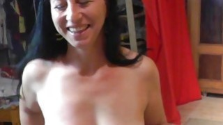 Chubby MILF gets licked, fingered and fucked by stranger image