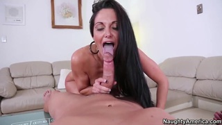 Will Powers_is giving Ava Addams too much of his dick image