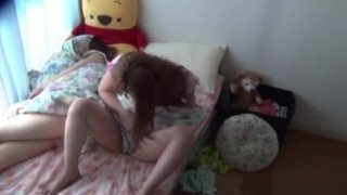 Japanese girls pissing image
