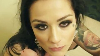 Slut advertised her pussy on the street and fucked in motel image