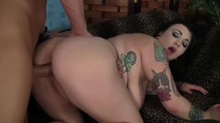 Big Titty BBW Scarlet Getting Fucked image
