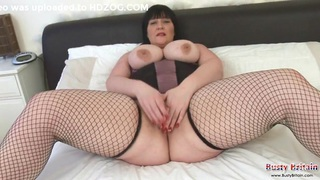 Andi XXX Stripping And Blowing Cock image