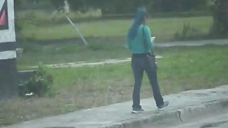 Slutty Cops Maggie And Joslyn Abuse Black Stud image