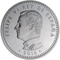 Buy 2016 Silver Spanish Post Coins Online - Silver.com