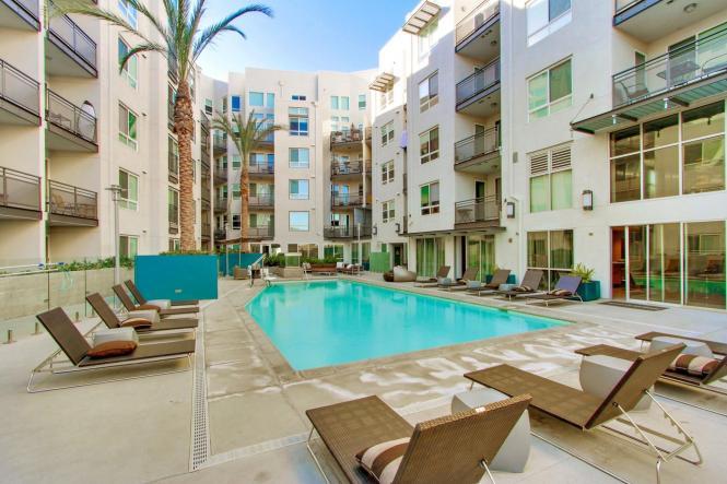 Wilshire La Brea Corporate Housing Los