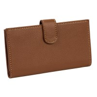 Checkbook leather covers on Shoppinder