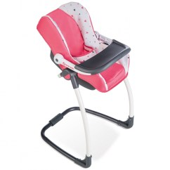 Seat High Chair Dining Room Pillows Mc Q Doll Accessories Products Www Smoby Com