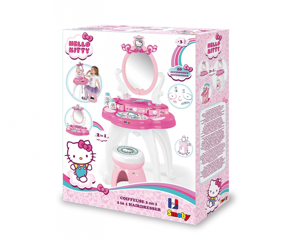 hk 2 in 1 dressing table role play