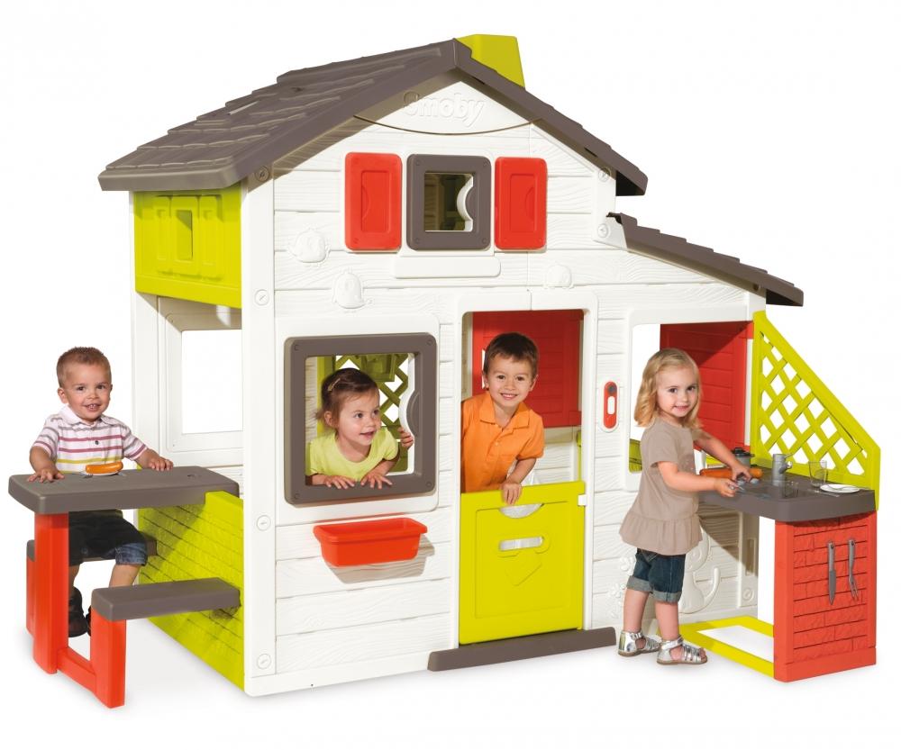 MAISON FRIENDS HOUSE  CUISINE ETE  Maisons  Plein Air  Produits  wwwsmobycom