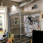 Diy Full Size Loft Bed For Adults With Plans To Build Your Own Simplified Building