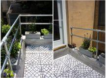 Modern Metal Deck Railing | Simplified Building