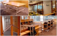 4 Industrial Office Design Ideas Using Kee Klamp