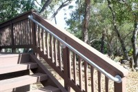 Handrail for Outdoor Stairs