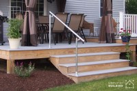 14 Exterior Handrail Ideas | Simplified Building