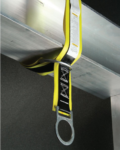 Fall Protection Tie Anchors Concrete