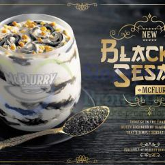 Baby Chairs For Toddlers Wicker Chair And Ottoman Set Mcdonald's New Black Sesame Mcflurry @ Dessert Kiosks 7 Nov 2013